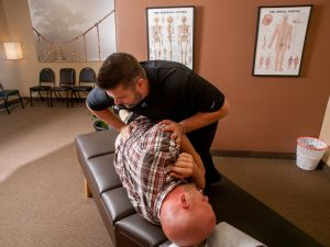 Dr. Andrew Brown | Build and Balance Chiropractic Care